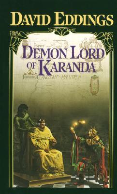 Demon Lord of Karanda By Eddings, David