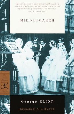 Middlemarch By Eliot, George/ Byatt, A. S. (INT)